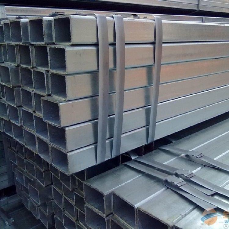 Бурштын алюминиевая труба профильная алюминий трубы АД31 (1 2 3 4 5 6