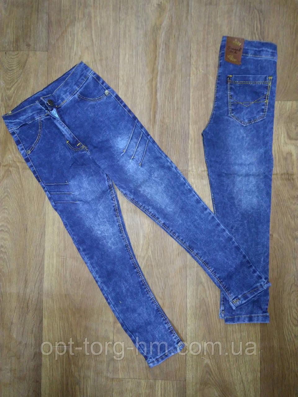 Лосины джинсовые 3-7 лет