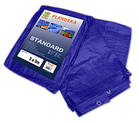 Тент (тарпаулин) STANDARD 3 х 4 м, PLL3/4