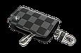 Ключница Carss с логотипом BMW 12013 карбон серый, фото 2