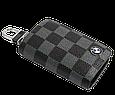 Ключница Carss с логотипом BMW 12013 карбон серый, фото 3