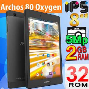 ОРИГИНАЛ! планшет ARCHOS 80 OXYGEN  IPS 2GB/32GB  + ПОДАРКИ, фото 2