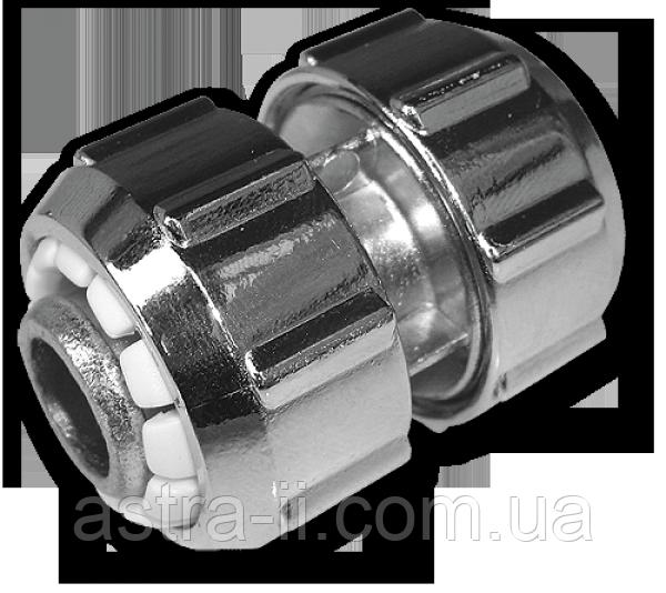 "CYNK CHROM Муфта соединительная 3/4"", CH-KT4036Z"