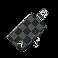 Ключница Carss с логотипом CITROEN 17013 карбон серый , фото 2