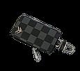 Ключница Carss с логотипом CITROEN 17013 карбон серый , фото 3