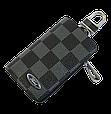Ключница Carss с логотипом FORD 03013 карбон серый, фото 2