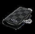 Ключница Carss с логотипом FORD 03013 карбон серый, фото 5