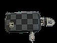 Ключница Carss с логотипом HONDA 08013 карбон серый, фото 3