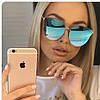 Очки DIOR, солнцезащитные очки женские новинки,цвет голубой
