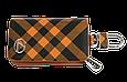 Ключница Carss с логотипом LEXUS 13014 карбон коричневый, фото 4