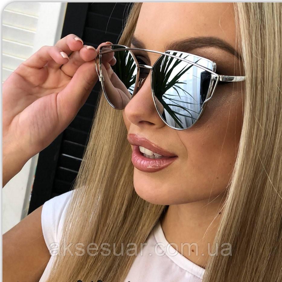 d3be9884595e Очки DIOR, солнцезащитные очки женские новинки 2019,цвет зеркало