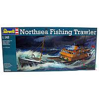 Сборная модель Revell Корабль Northsea Fishing Trawler 1:142 (5204)