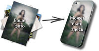 Чехол на Заказ 3D с Вашим Фото для iPhone 4, 4S