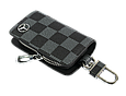 Ключница Carss с логотипом MERCEDES 02013 карбон серый, фото 4