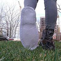 Водонепроницаемый антискользящие чехлы на обувь М черные krocs rain boot резиновые сапоги обувь драйстепперы
