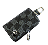 Ключница Carss с логотипом OPEL 18013 карбон серый, фото 3