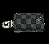 Ключница Carss с логотипом OPEL 18013 карбон серый, фото 4