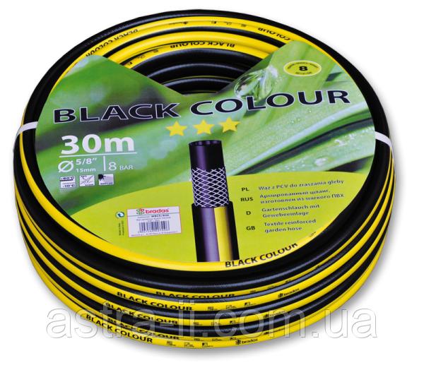 """Шланг для полива BLACK COLOUR 1/2"""" 50м, WBC1/250"""