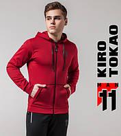 Мужская спортивная толстовка Kiro Tokao - 420 красная, фото 1