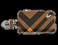 Ключница Carss с логотипом PEUGEOT 19014 карбон коричневый, фото 3