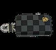 Ключница Carss с логотипом PORSCHE 06013 карбон серый, фото 4