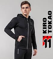 Мужская спортивная толстовка Kiro Tokao - 420 черная