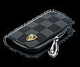 Ключница Carss с логотипом PORSCHE 06013 карбон серый, фото 5