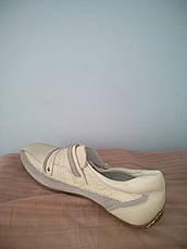 Туфли мужские пресскожа DEARFION, фото 2