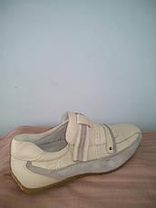 Туфли мужские пресскожа DEARFION, фото 3