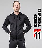 Спортивная мужская толстовка Kiro Tokao - 475 черная, фото 1