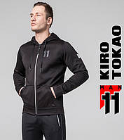 Спортивная мужская толстовка Kiro Tokao - 572 черная