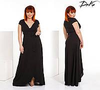 Платье женское большие размеры (цвета) /с476/1, фото 1