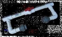 """Комплект для подключения инжектора. РВ 11/2"""", DSFI-0264L"""