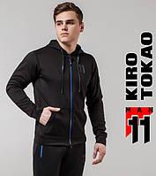 Мужская толстовка спортивная Kiro Tokao - 420 черная