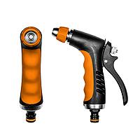 Пистолет металлический HOBBY з регулированием, ECO-2046