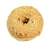 Пончик Donut с карамельной начинкой