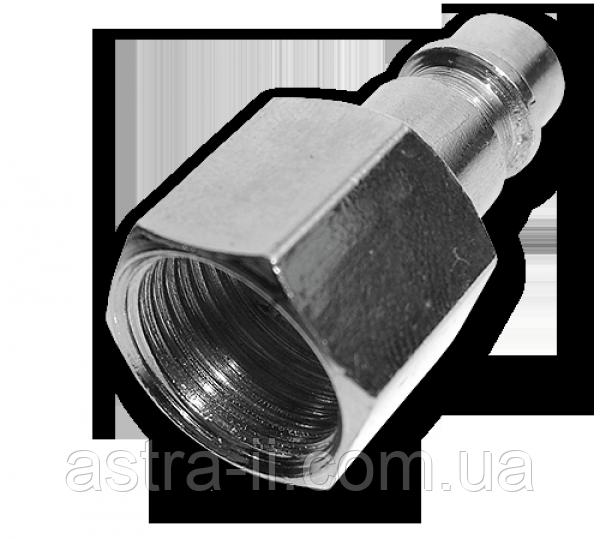 """Адаптер РВ 1/2"""" STAL-CHROM, SE2-4PF/STEEL"""