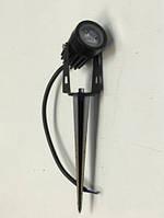 Светодиодный грунтовой линзованный светильник LM22 5W 6500К IP65 Код58911