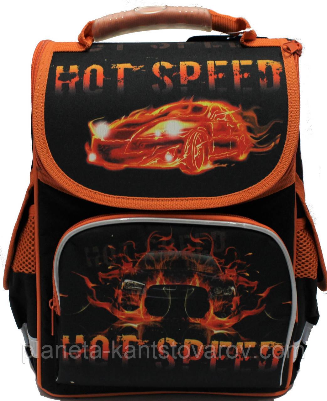 """Ранец школьный ортопедический """"Hot speed""""  SM-1813"""