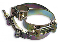 Хомут силовий одноболтовий GBSH W1 36-39/20 мм, GBSH 36-39