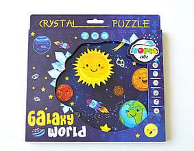 Кристальный пазл Galaxy World
