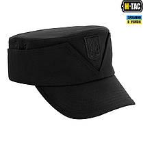 M-Tac кепка-мазепинка с гербом рип-стоп 100% Х/Б Black 56, фото 2