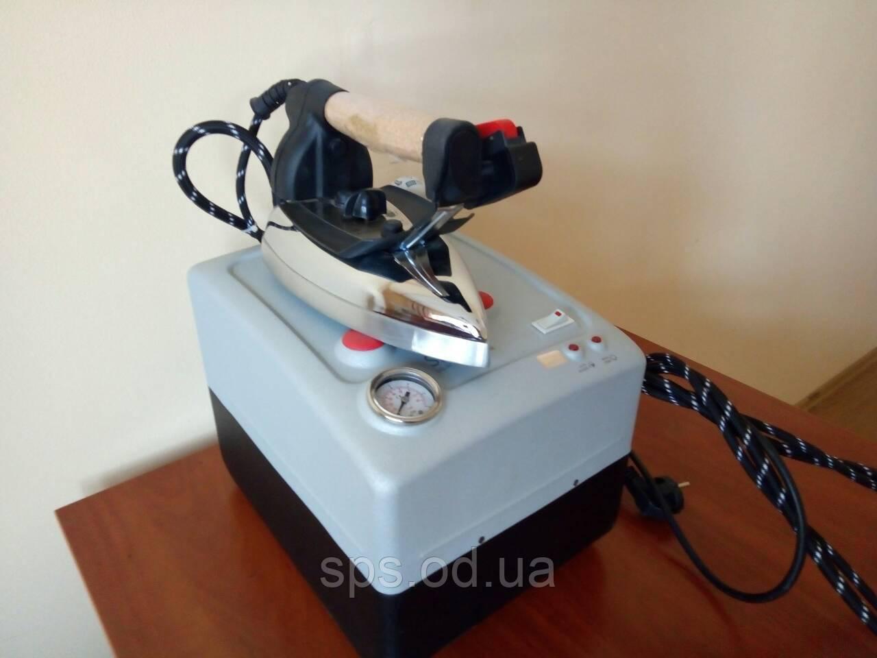 НОВИНКА         Пром. парогенератор c утюгом         SILTER SMG/MN 1035