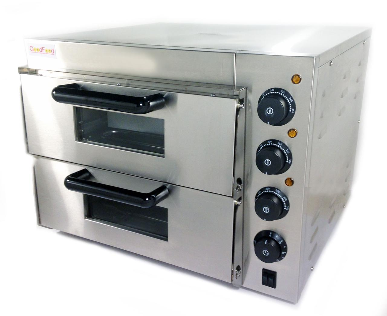 Электрическая печь для пиццы PO2 Good Food (КНР)