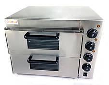Электрическая печь для пиццы PO2 Good Food (КНР), фото 3