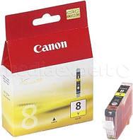 Картридж CANON CLI-8Y Yellow