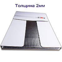 Виброизоляция SC Grand 2 мм. Упаковка 15 листов, фото 1