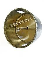 Коронка алмазная с центровочным сверлом по плитке 18 мм