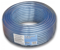 CRISTALLO Шланг прозрачный игелитовый 4*1,5 мм, IGCE04*07/100