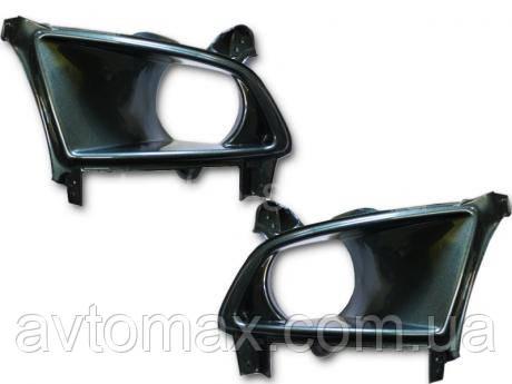 Рамки очки кронштейны противотуманных фар ваз 2170 21704E приора рестайлинг нового образца